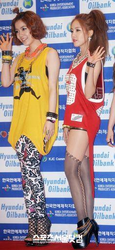 T-ara - HwaYoung, HyoMin