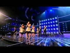 GLEE Cast Perform on THE X FACTOR I had thoroughly enjoyed the performance and I thought you might also. With my love of great performances, Victoria
