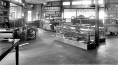 Old Auto Parts Store