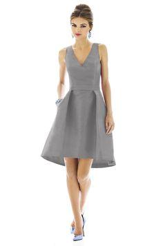 Alfred Sung D586 Bridesmaid Dress | Weddington Way bridesmaids, style, bridesmaid dresses