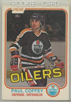 Paul Coffey is a member of the Hockey Hall of Fame. The Oilers were just 3d9f663a1