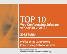 Top 10 Web Conferencing Software