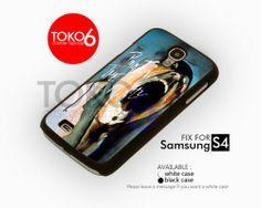 AJ 3954 Pink Floyd Scream Face - Samsung Galaxy S IV Case   toko6 - Accessories on ArtFire
