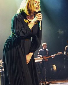 Adele Live at 'The Wiltern' Theatre