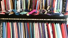 Colourful Bow Ties