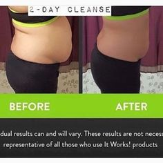 The CLEANSE is no joke‼️ This is Amanda from New York. And this is her before and after her 2 days of using the product. She is a Nurse and Momma who loved the results she got!!! Very easy to do!  Inbox me for your Cleanse today!! Special‼️ $24 OFF today! And a $10 coupon When you sign up for my 90 Day challenge!! And I'll send you the APP to use too
