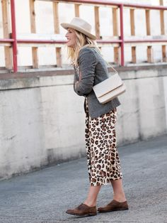 I always love her style. #styleinspiration