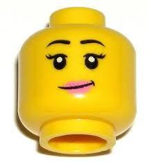 Resultado de imagen para lego heads
