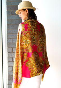 Backside // Ted Baker Kimono