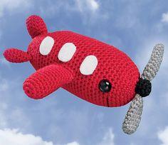 Ravelry: Happy Little Airplane pattern by Ana Paula Rimoli