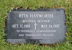 """Rita Hayworth (1918 - 1987) Hollywood beauty, starred in the movies """"The Strawberry Blonde"""", """"You'll Never Get Rich"""" and """"Gilda"""", was a popular pin-up girl during World War II"""