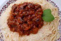 Mozzarella, Quiche, Spaghetti, Ethnic Recipes, Food, Essen, Quiches, Meals, Yemek