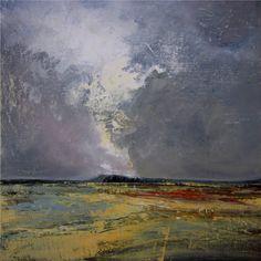 Rise (Road to Modjadji) 60cm x 60cm oil on canvas