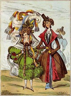 Dandy, Caricatures, Fille Gangsta, Satirical Illustrations, Funny Fashion, Fashion Humor, Fashion Art, Caricature Drawing, Romanticism