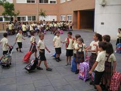 Hoy Infantil y Primaria, mañana ESO  Colegio San Cristobal