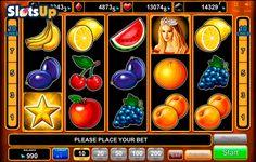 Casino slot sizzling hot