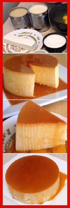 """¡Así es cómo se prepara un verdadero FLAN NAPOLITANO! Por fin he encontrado una receta """" Super Cremosa! #receta #recipe #casero #torta #tartas #pastel #nestlecocina #bizcocho #bizcochuelo #tasty #cocina #cheescake #helados #gelatina #gelato #flan #budin #pudin #flanes #pan #masa #panfrances #panes #panettone #pantone #panetone #navidad #chocolate Si te gusta dinos HOLA y dale a Me Gusta MIREN..."""