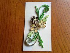 Quilling, Design, Bedspreads, Design Comics, Quilling Art, Paper Quilling