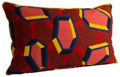 43 €-Coussin Full WH / 57 x 35 cm