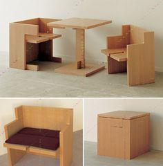 Japanese Dining Cube
