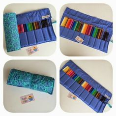 Diy Crafts Hacks, Diy And Crafts, Diy Sewing Projects, Sewing Crafts, Diy Wallet Purse, Capas Kindle, Diy Couture, Craft Organization, Sewing For Kids