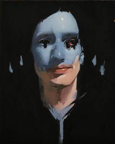 Distorted Portraits by Emilio Villalba Painting Inspiration, Art Inspo, Art Sketches, Art Drawings, Arte Horror, Portrait Art, Traditional Art, Art Reference, Amazing Art