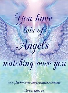 ✝Inspirational & Positive Thoughts, Quotes & Messages - with Images - Angel Quotes, Poems & Sayings. Sou Bipolar, Angel Protector, Biblia Online, I Believe In Angels, My Guardian Angel, Angel Numbers, Angel Cards, Angels In Heaven, Spirit Guides