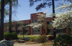 Mary Livermore Library, UNC-Pembroke