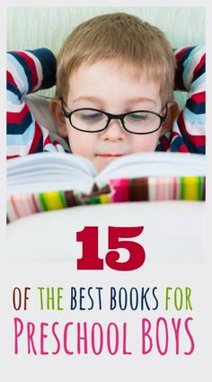 best books for preschool boys