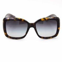 96e06509814ed CHANEL Sunglasses Dark Tortoise Frame With Gray Gradient Lenses 5236 for  sale online