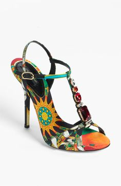#Stunning Women Shoes #Shoes Addict #Beautiful High Heels #Wonderful Shoes #ShoePorn Dolce & Gabbana