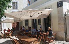 Café Ao Pé da Sé, Lisboa