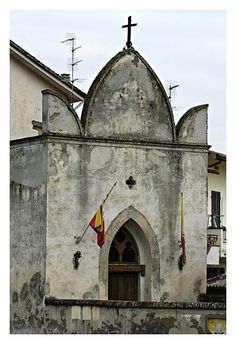 Toscana Cerreto Guidi Oratorio di San Rocco #TuscanyAgriturismoGiratola