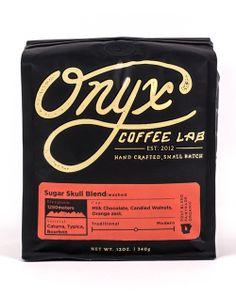 Onyx Coffee Lab via @The Dieline