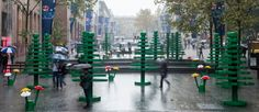 EXPERIENTIAL / FAIL: nice idea from LEGOm shame about the weather...