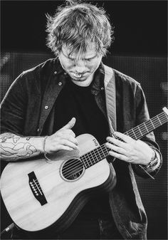 Listen to every Ed Sheeran track @ Iomoio Ed Sheeran Love, My Music, Celebs, Songs, Guys, Black And White, My Love, People, Ginger Boy