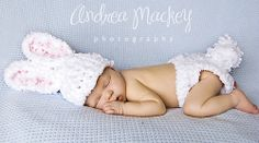 Looking for a cute set for newborn photography? The pattern is inexpensive, and easy to follow!