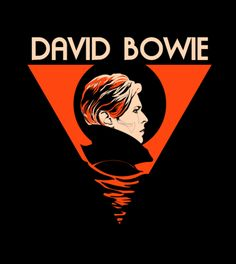 Bowie... Low poster
