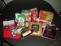 Christmas deployment care package ideas
