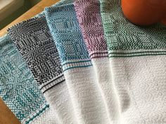 Items similar to Woven dish towels - Gifts for a cook on Etsy Dish cloth – te. Items similar to Woven dish towels – Gifts for a cook on Etsy Dish cloth – tea towel – handw Dish Towels, Tea Towels, Cotton Towels, Loom Weaving, Hand Weaving, Fun Loom, French Country Decorating, Kitchen Towels, Kitchen Decor