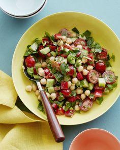 Mediterranean Chopped Salad recipe from weelicious.com