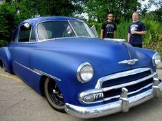 1951 Chevy Deluxe