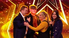 """When """"Ordinary"""" Soccer Dad Sounds Amazingly Like Elvis, The Judges Are Forced To Hit The Golden Buzzer Got Talent Videos, Talent Show, Music Songs, Music Videos, Louis Walsh, Elvis Presley Songs, Spots On Face, Shocking News, All Smiles"""