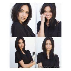 Shanina Shaik || IMG Models || Instagram