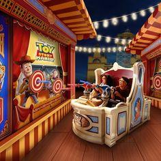 My favorite ride at Disney Studios