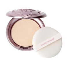 $15 Etude House Secret Beam Powder Pact #1 Light Pearl Beige