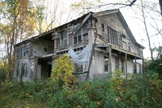 I't's been said that this home was part of the underground railroad. Eaton Rapids, Michigan.