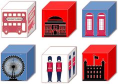 We could use LED Cube seats, lit in red, white and blue with vinyls of London landmarks and icons