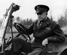 President Eisenhower Was One Of The 43 Presidents Who Served In The Army, On Top Of That He Was One Of The Only Two Presidents To Become A 5 Star General.