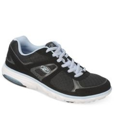 Dr. Scholl's Raven Sneakers fabric black/blue 1h sz7.5 49.50 Sale thru 8/3 15%off thru 7/26 (42.08)